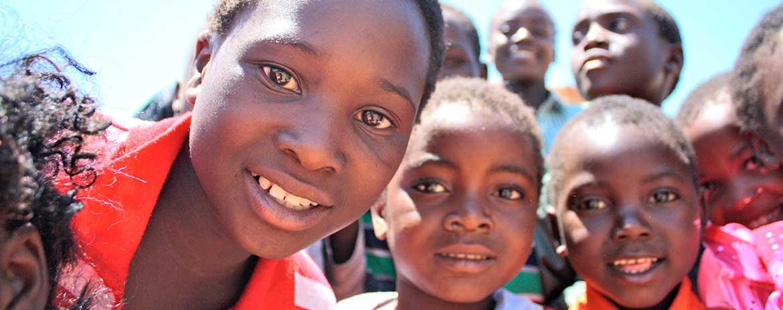 Kindern in Afrika eine starke Zukunft schaffen