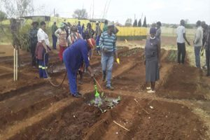 Learning to use water resource-savingly