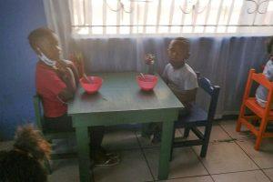 Schul-Essen - oft die einzige Mahlzeit des Tages
