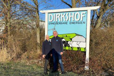 Dirk and Thoma Ketelsen, FEED donator Dirkshof/Germany